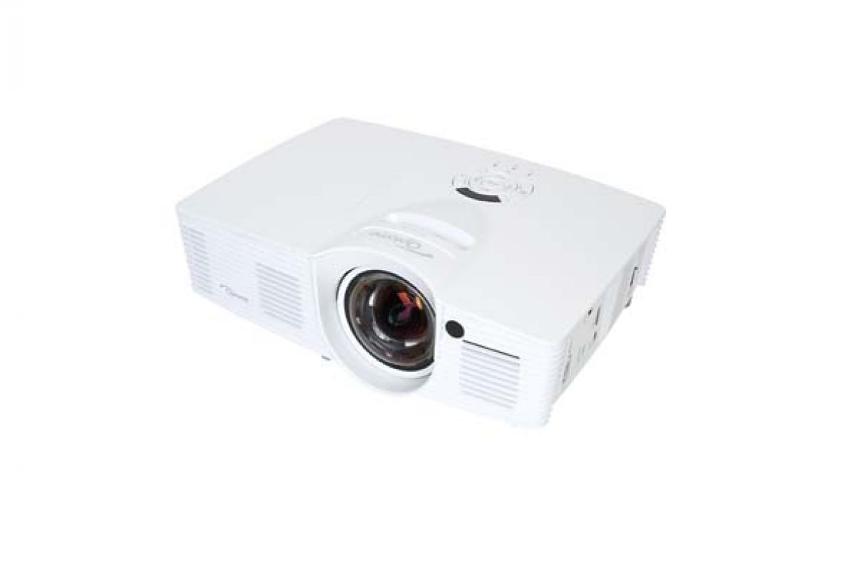 Short Throw Projector Optoma GT1080 3D DLP Projector